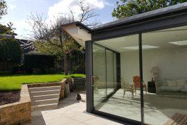 Lansdowne gardens extension