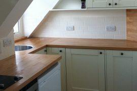 Small kitchen Princes' Court