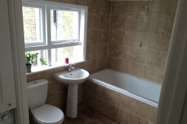 Traditional bathroom in Bromley
