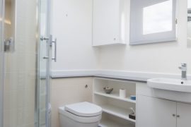 Modern shower in  Notting Hill