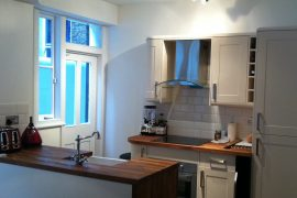Traditional kitchen in Clapham
