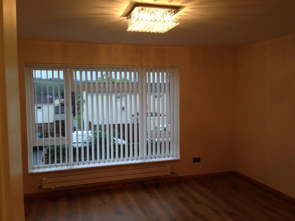 Sitting room with big window